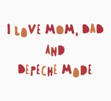 Depeche Mode for children =) Baby Tee