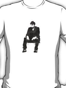 Sitting on hard times  T-Shirt