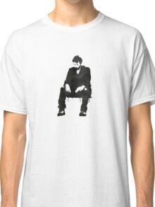Sitting on hard times  Classic T-Shirt