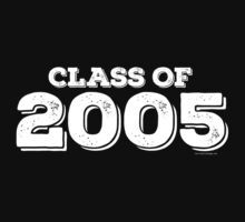 Class of 2005 by FamilySwagg