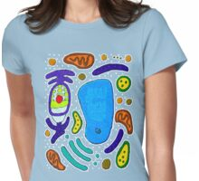 Plant cell of awesomeness Womens Fitted T-Shirt