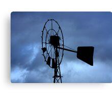 windmill nest Canvas Print