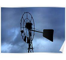 windmill nest Poster