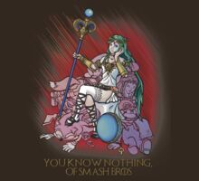 You know nothing of Smash Bros. T-Shirt