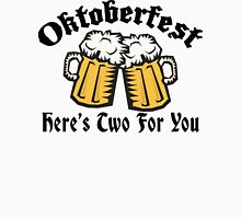 Oktoberfest Women's Here's Two For You Women's Fitted Scoop T-Shirt