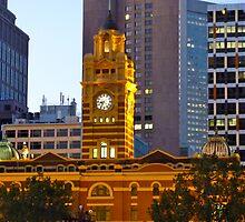 Melbourne 8.35pm by SUBI