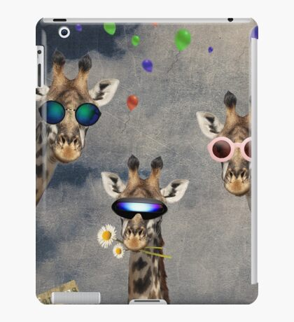 Animal Collection -- Lets Take A Selfie iPad Case/Skin