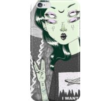 Zelina  iPhone Case/Skin
