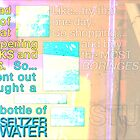 SELTZER WATER 7 by Christopher Nicola
