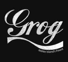 Grog - Mêlée Island's Finest (Inspired by Monkey Island) One Piece - Short Sleeve