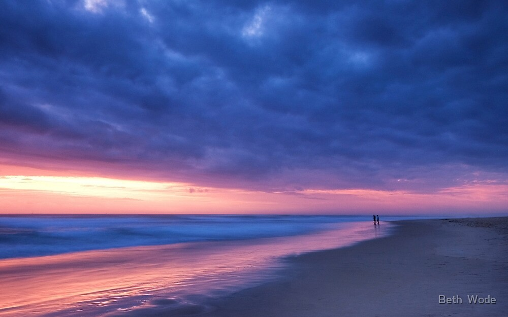 The two of us....... - the Spit, Gold Coast Qld by Beth  Wode