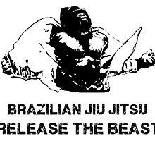 BRAZILIAN JIU JITSU RELEASE THE BEAST by yin888