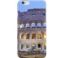 The Colloseum, Rome iPhone Case/Skin
