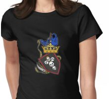 Dark Ages Clan Shield: Cappadocians Womens Fitted T-Shirt