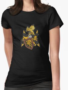 Dark Ages Clan Shield: Tzimisce Womens Fitted T-Shirt
