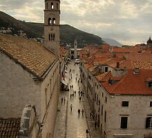 Dubrovnik by Camilla