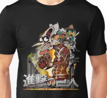 Attack On Doofen Unisex T-Shirt