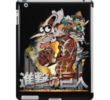 Attack On Doofen iPad Case/Skin