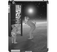 Black & White Collection -- Child's Play iPad Case/Skin