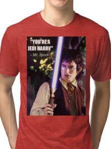 Make a Geek mad ! Tri-blend T-Shirt