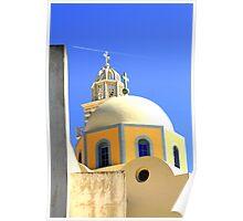 Fira Churches Poster
