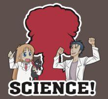 steins gate nichijou rintarou hakase okabe anime manga shirt by ToDum2Lov3