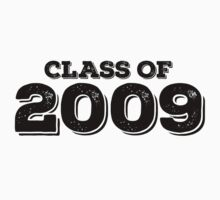 Class of 2009 Kids Clothes