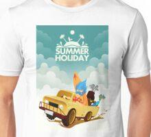 SUMMER HOLIDAY Unisex T-Shirt