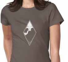 Oblivion Arcanos: Castigate Womens Fitted T-Shirt