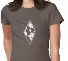 Oblivion Arcanos: Inhabit Womens Fitted T-Shirt
