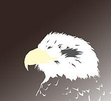 Eagle  by GhastlyPang