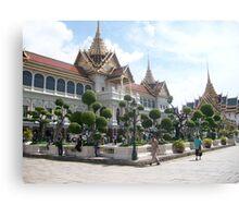 Thailand 6 Canvas Print