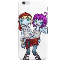 Aileen and Nora iPhone Case/Skin