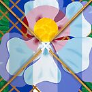 Flowers and Flags by Eldon Ward