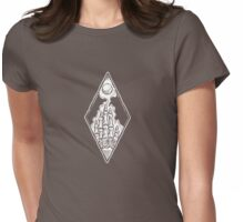 Oblivion Arcanos: Outrage Womens Fitted T-Shirt
