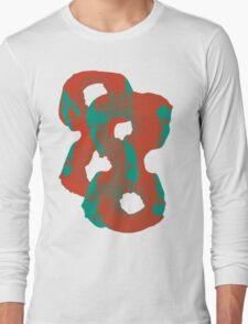 sense8 logo - red/green Long Sleeve T-Shirt