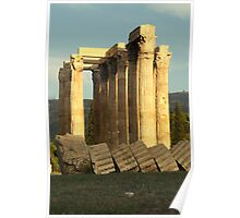 Olympian Greece Poster