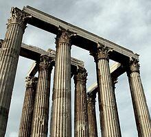 Ancient Zeus by Camilla