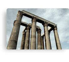 Ancient Zeus Canvas Print