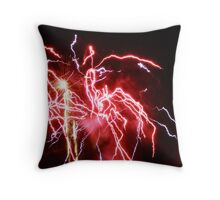 Exciting Throw Pillow