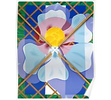 State Flower - cover Poster