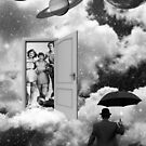Black & White Collection -- Heaven's Door by Elo Marc