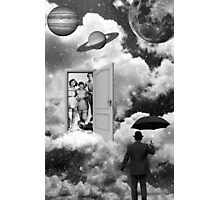 Black & White Collection -- Heaven's Door Photographic Print