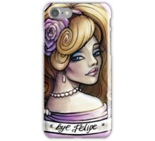 Bye Felipe! iPhone Case/Skin