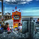 Punch and Judy by Nigel Bangert