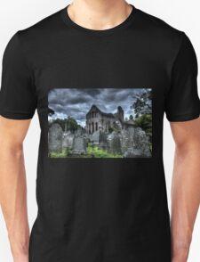 Monastery ruins at Greyabbey. T-Shirt