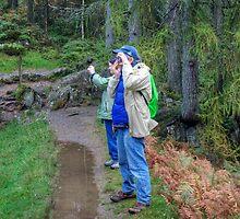 Dam Photographers by Jamie  Green