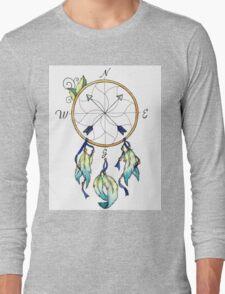 Dream Compass Minto Long Sleeve T-Shirt