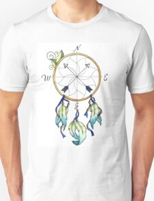 Dream Compass Minto Unisex T-Shirt