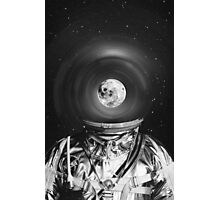 Black & White Collection -- Universe Creator Photographic Print